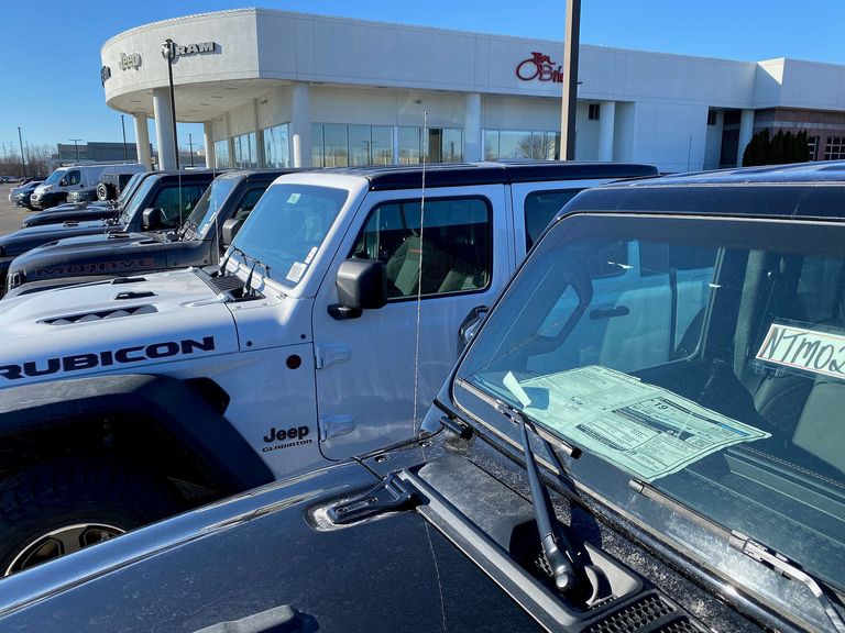 Subprime auto buyers pummeled by pandemic