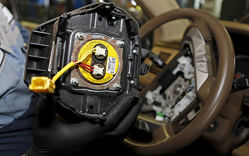 GM must recall 5.9 million U.S. vehicles for Takata airbag issue