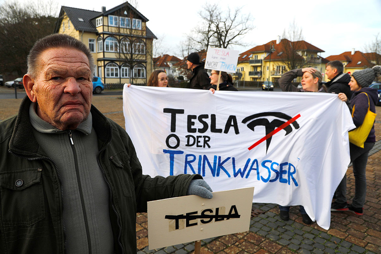 Tesla Germany