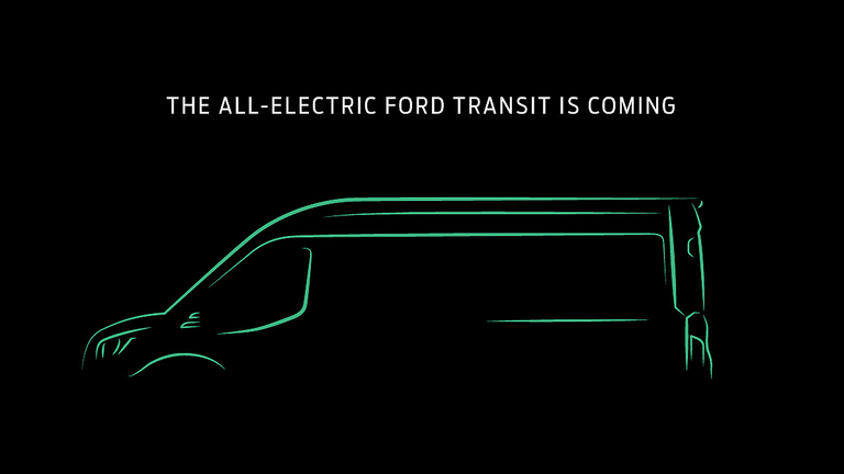 Ford to offer Transit EV in U.S., Canada for 2022 model year