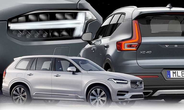 New flagship, small coupe-style crossover coming, Volvo dealers say