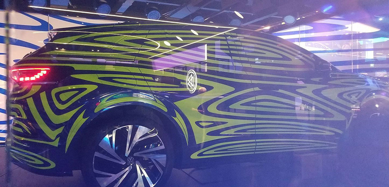 VW's EV crossover for U.S. will be called ID4