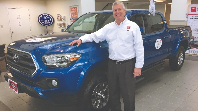 Dave Caddell of Kings Toyota says CPO profits outperform new-vehicle profits.
