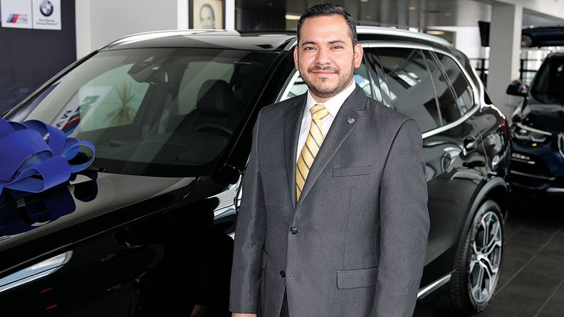 """The pandemic has given us an opportunity to look at the future with different eyes,"" Jorge Gutierrez, Bert Ogden Auto Group corporate strategist, said regarding changes the group made."