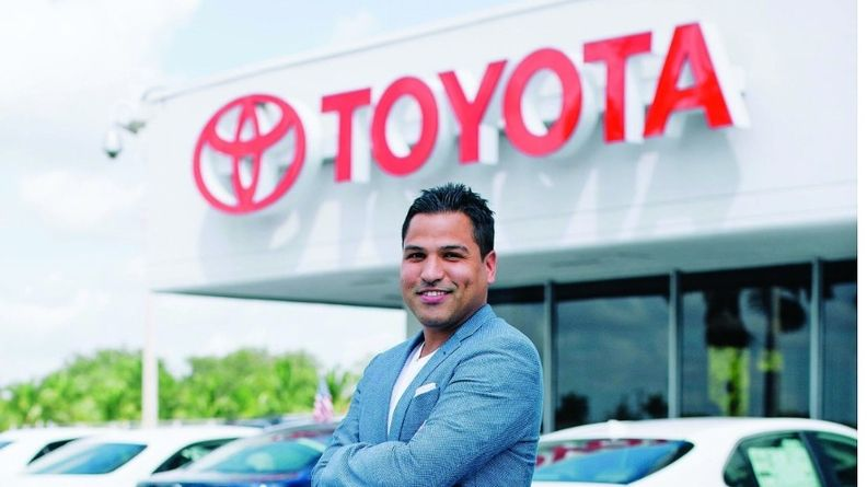 """I'm not here to sell you, I'm here to help you"" is the motto Boris Lopez, director at South Dade Toyota of Homestead and South Dade Kia of Miami in Florida, took on for his customers."