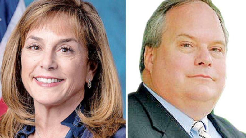 Lisa Mcclain and Timothy Nash