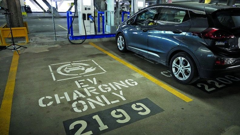SPACs pave the way to public markets for EV players such as charging-station operators.