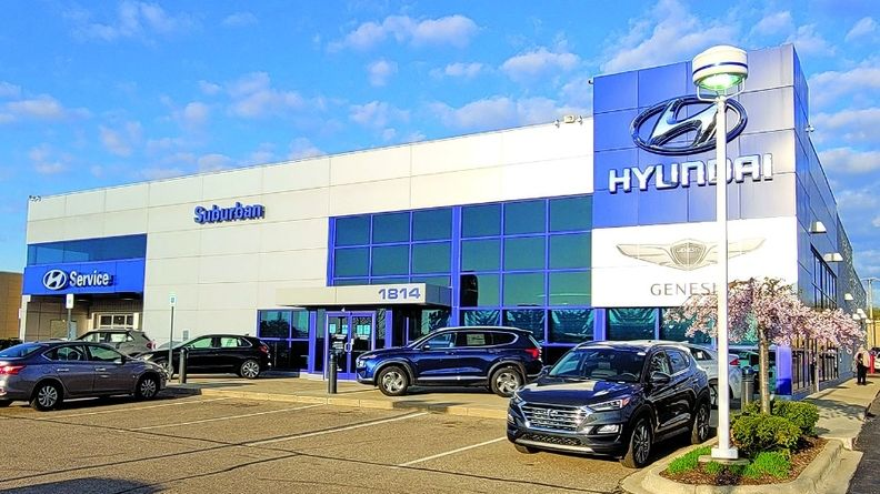 Suburban Collection: Grounding off-lease vehicles regardless of brand