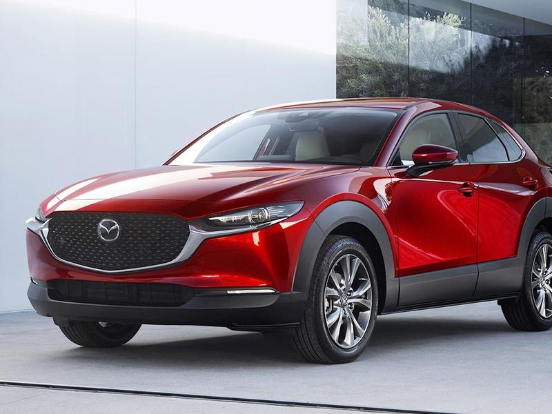 Autonation Used Cars >> Mazda CX-30: A bit bigger than the CX-3