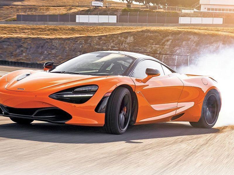 How McLaren aims to rebuild supercars for EV era thumbnail