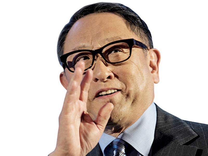 In search of Akio Toyoda's successor
