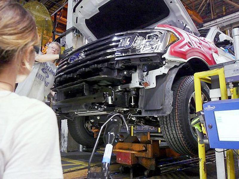 Chips put brakes on Ford's progress thumbnail