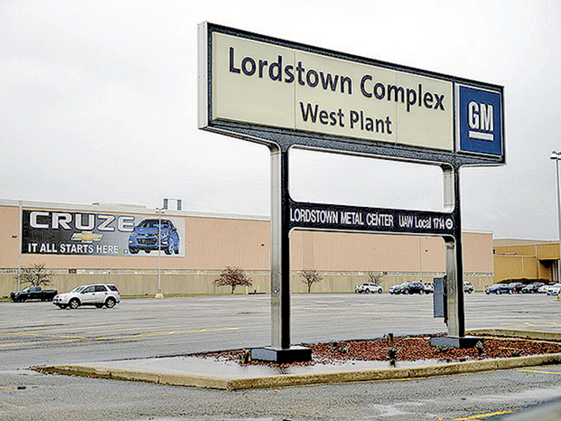 Would-be Lordstown buyer bears heavy load