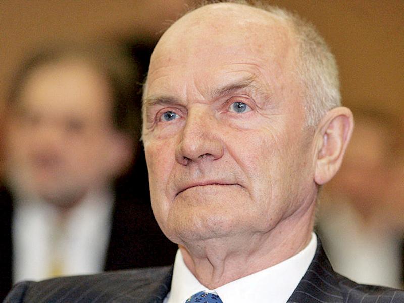 Ferdinand Karl Piech: VW's ultimate authority had epic