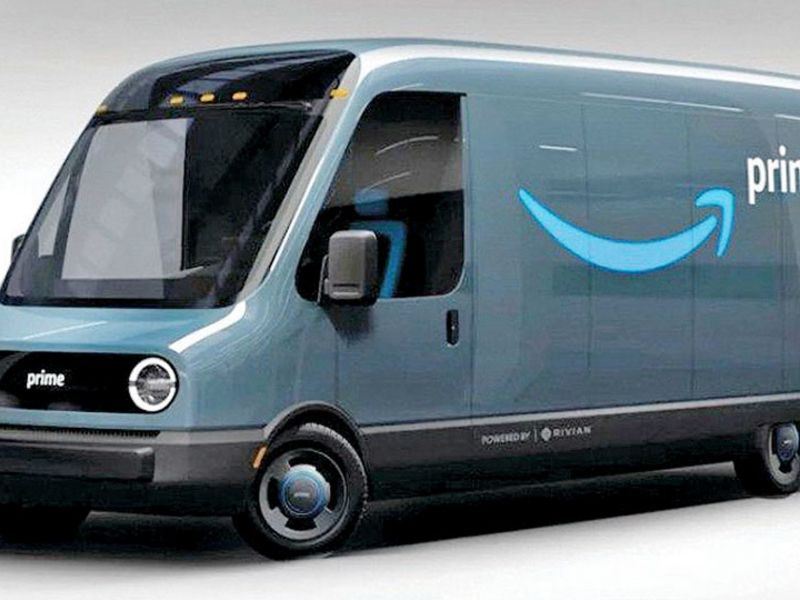 Amazon expands testing of Rivian electric vans to San Francisco thumbnail