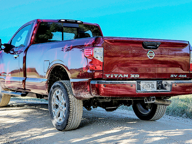Nissan retreats on pickup strategy