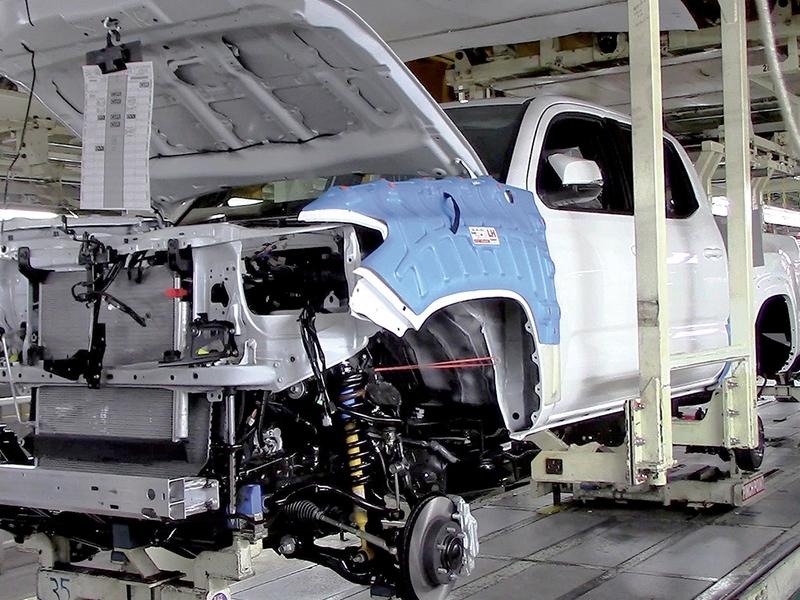 Toyota's plan: All pickups on 1 platform
