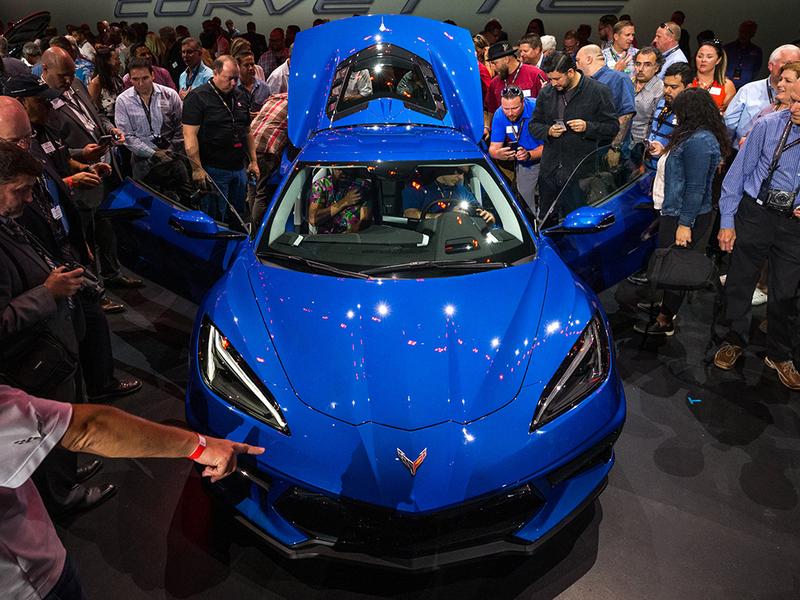 2020 Corvette S Unanswered Questions After General Motors
