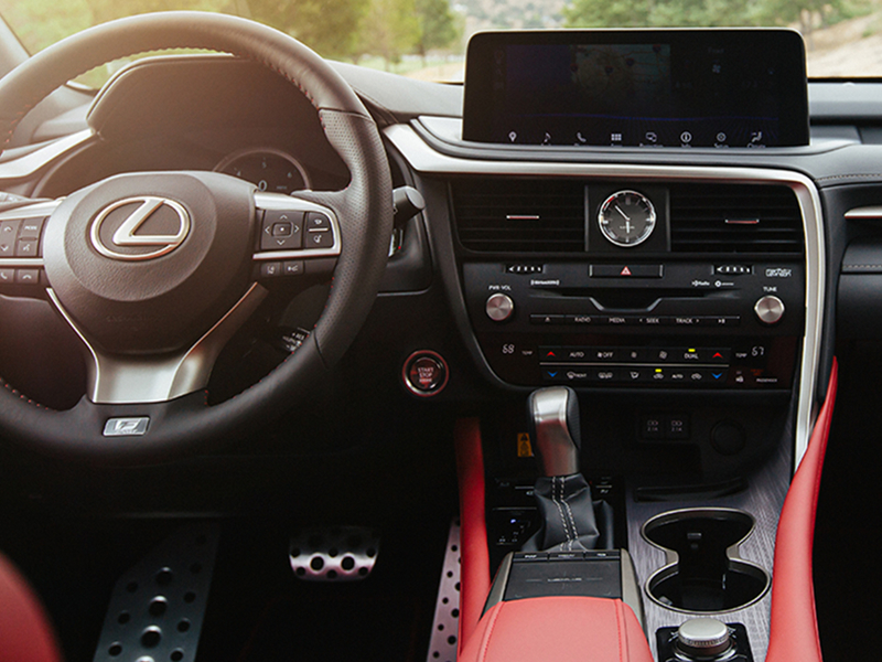 Refreshed 2020 Lexus RX to get brand's improved infotainment