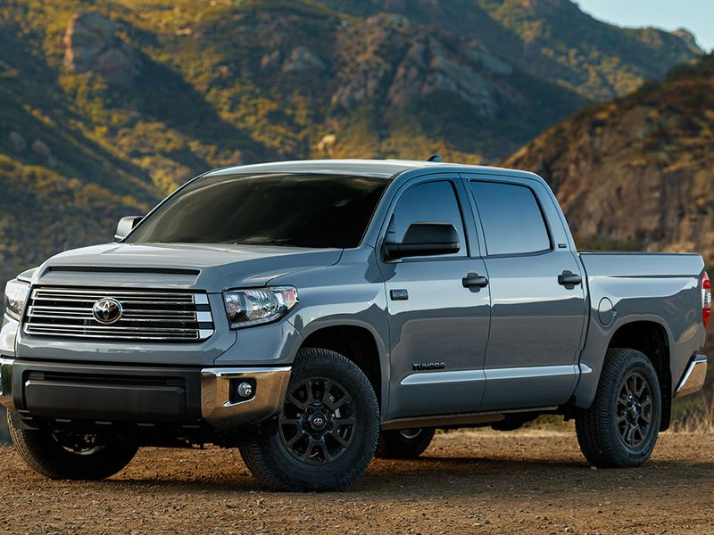 Toyota recalls 158,000 Tundra pickups for headlight electrical defect thumbnail
