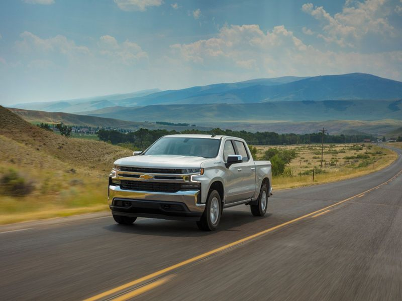 GM keeps on trucking, even with missing parts thumbnail