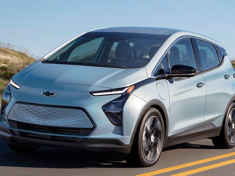 GM to launch EV digital retail tool powered by Tekion as 2022 Chevy Bolt hits dealership showrooms