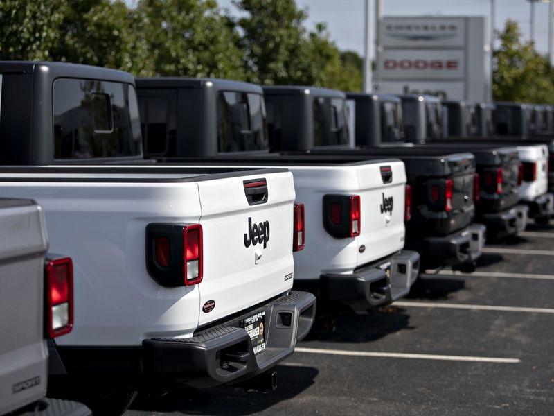 Jeep owner Stellantis hires Black-owned agency for multicultural efforts