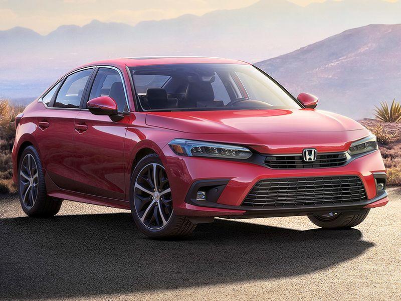 Honda lifts cover on 2022 Civic thumbnail