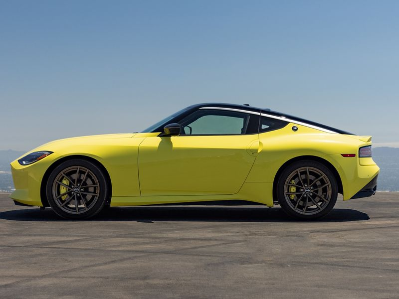 Nissan's new Z cranks out record 400 hp in age of electrification
