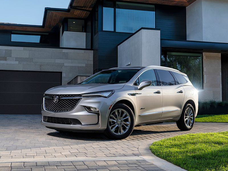 2022 Buick Enclave gets more safety features, new shifter thumbnail