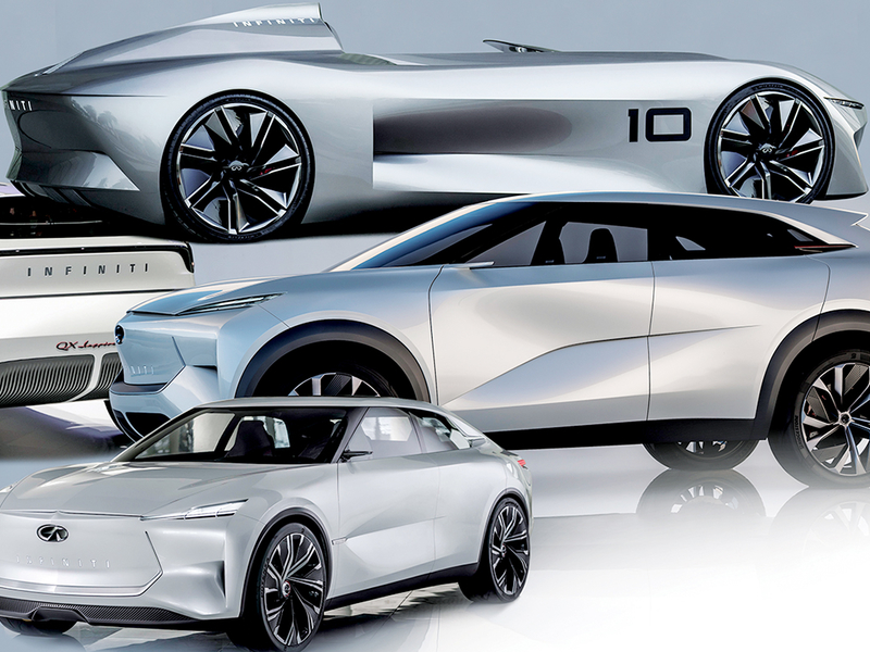 Infiniti design veteran stepping out of the shadows