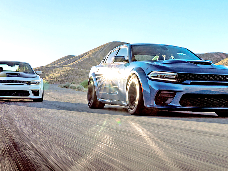 Dodge sees electric future for its performance cars