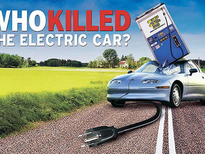 Filmmaker Chris Paine on who killed GM's EV1