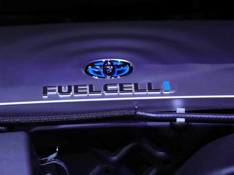 Toyota to develop fuel cell vehicles with FAW, GAC