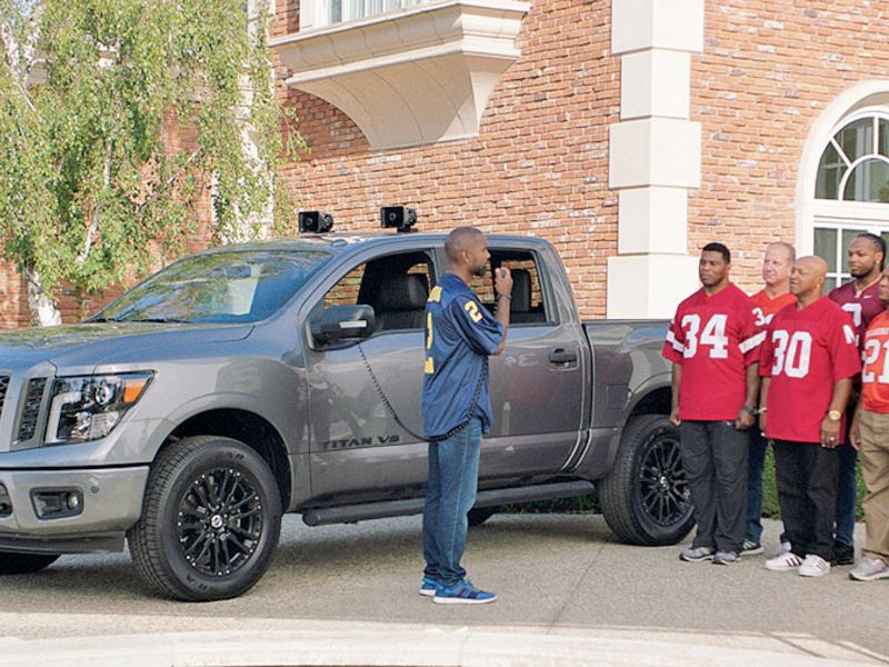 How Nissan kept 'Heisman House' campaign alive