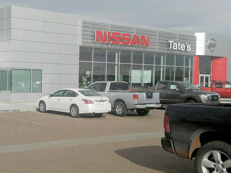 Financial, legal troubles topple car dealership group Tate's