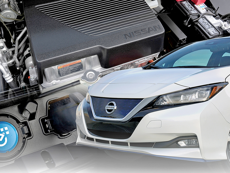 nissan leaf buyers dealers worry about replacing wornout