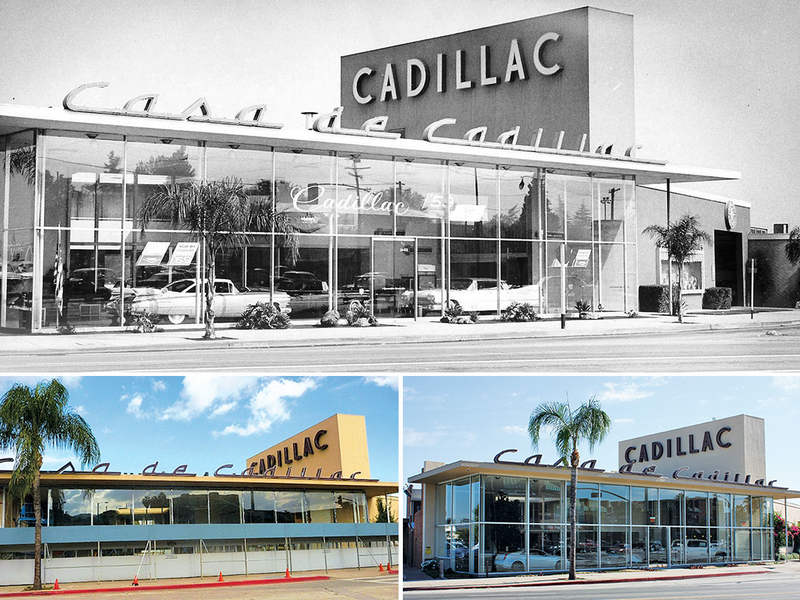 Casa de Cadillac car dealership keeps iconic status as brand image evolves