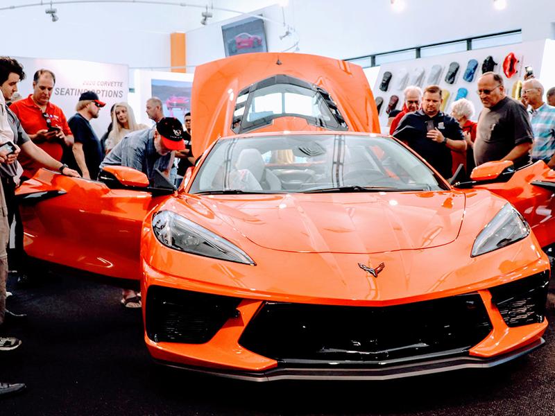 A Corvette dealer's vow: I will not mark up
