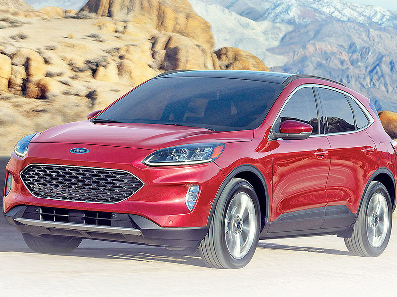 Ford plans to split the compact crossover segment