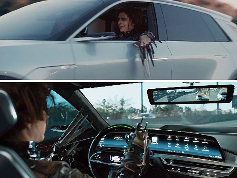 Cadillac ad banks on nostalgia to sell future thumbnail