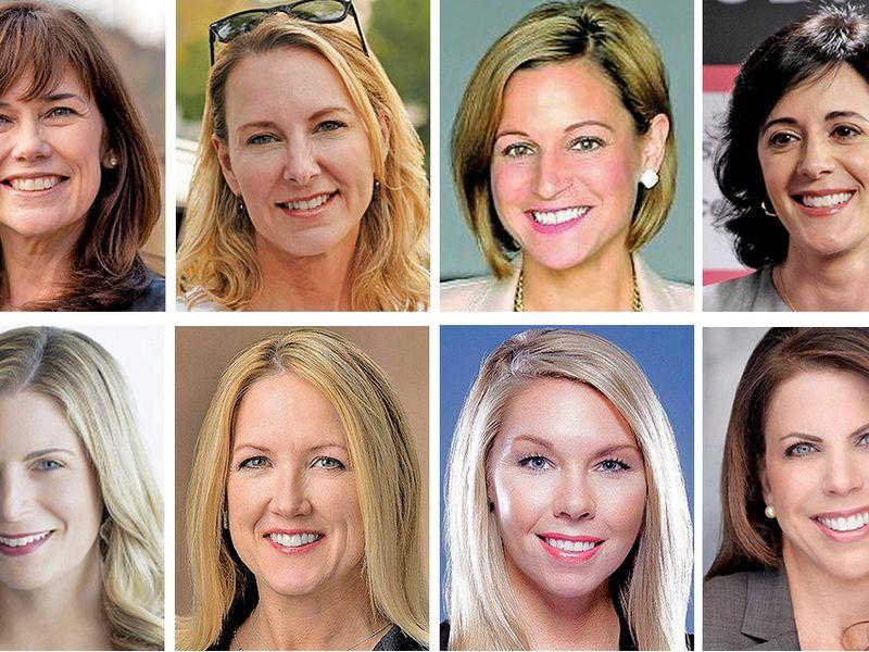 Women take the helm in marketing