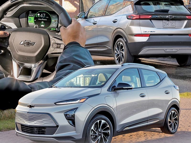 Choices might spark sales of Chevy Bolt
