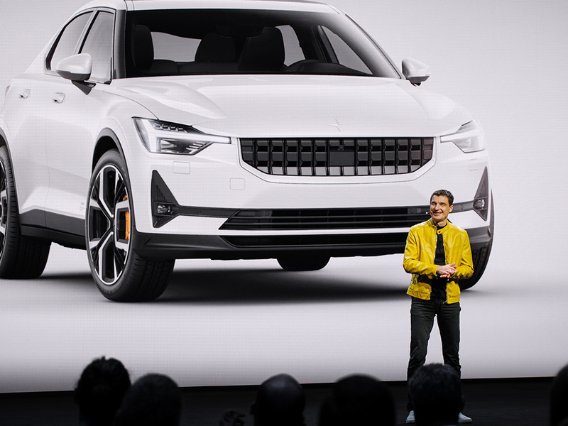 EV brand Polestar designed to do things differently