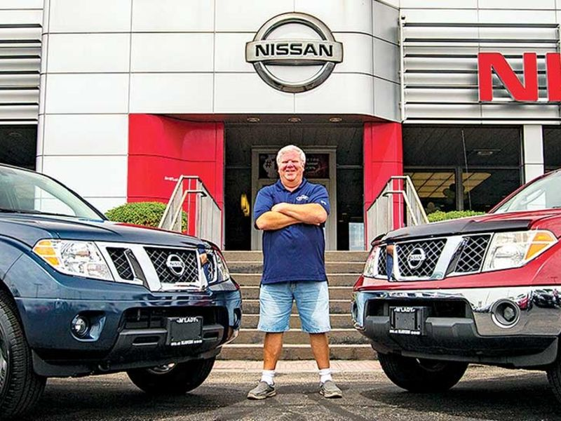 Million-miler keeps trucking in Nissan Frontier