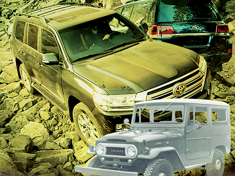Don't kill the Land Cruiser, just return it to its roots