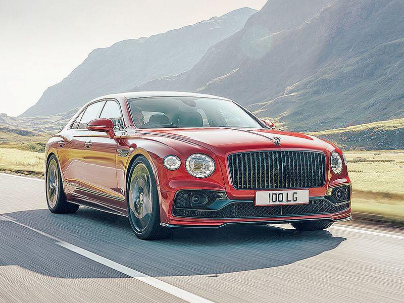 Bentley offers V-8 option for '21 Flying Spur thumbnail