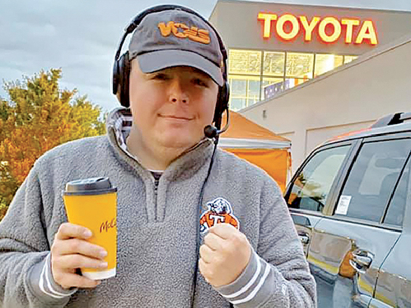 Sports radio host starts his own Toyotathon
