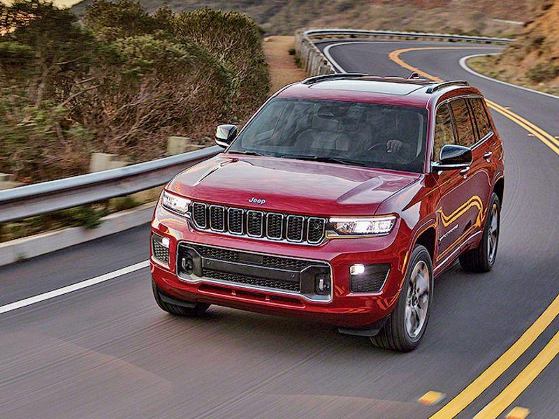Jeep keeps Cherokee name, opens dialogue thumbnail