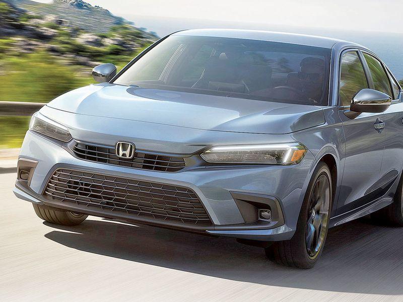 Honda's Civic gets seat at the grown-up table thumbnail